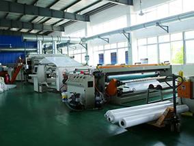 高分子防水卷材生产线