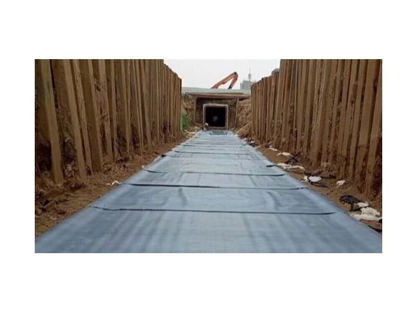 HDPE干铺防水卷材施工方法是怎样的?