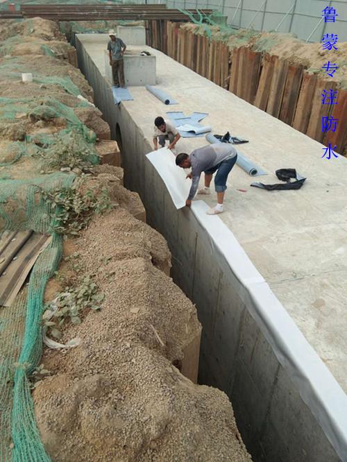 【头条】向奋战在河北辛集管廊防水施工现场的鲁蒙人致敬