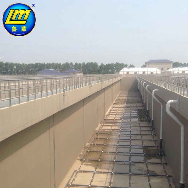 工业废水池防腐防水处理使用VRA-LM乙烯基酯防腐涂料