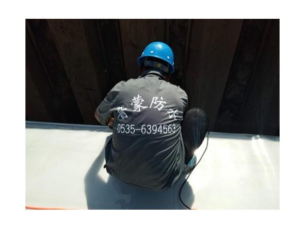鲁蒙综合管廊顶板专用耐根穿刺防水卷材