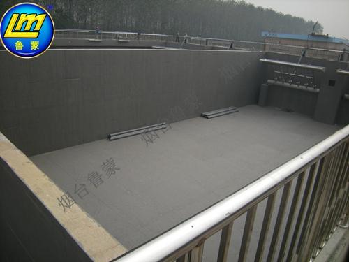 LM复合防水防腐涂料在混凝土水池防腐中的应用