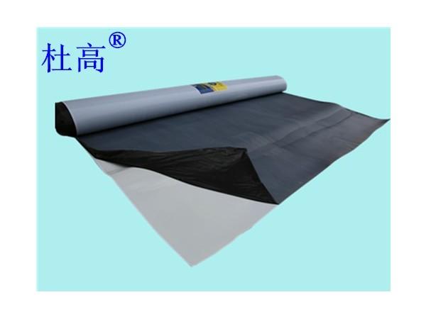 高密度聚乙烯自粘胶膜防水卷材的施工注意事项