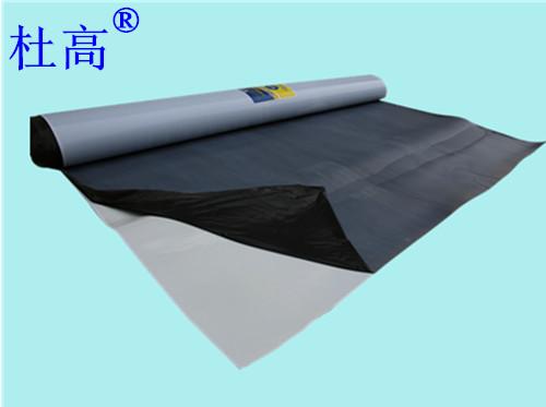 非沥青基高分子自粘防水卷材优于一般高分子卷材的特点在这里