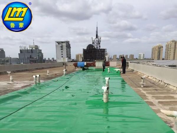 TPO防水卷材在许多方面的优势