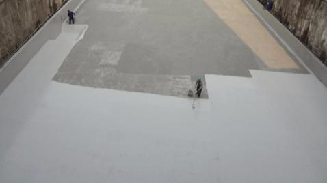 北京电子科研楼地下防水工程-鲁蒙防水工程案例