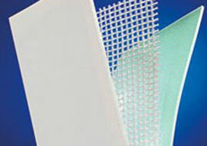 TPO光面附布加筋自粘防水卷材