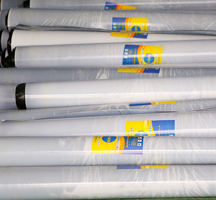 PVC高分子自粘防水卷材