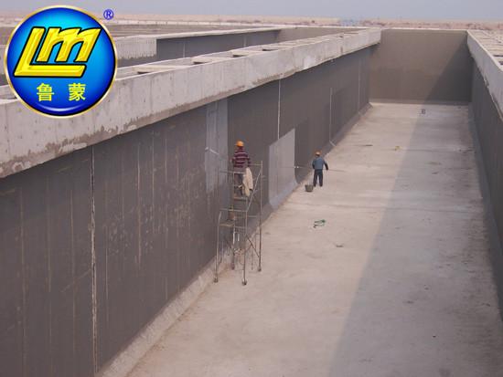 LM复合防腐防水涂料污水处理厂防护