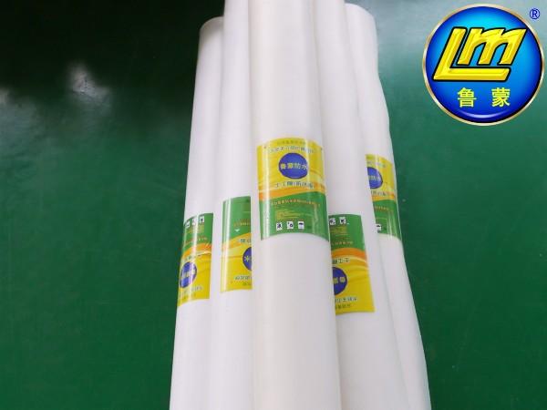 鲁蒙分享HDPE耐根穿刺高分子防水卷材的施工要点