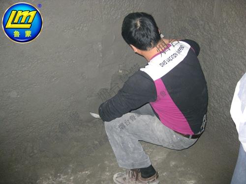鲁蒙聚丙烯酸酯防腐砂浆性能优越、施工方便!
