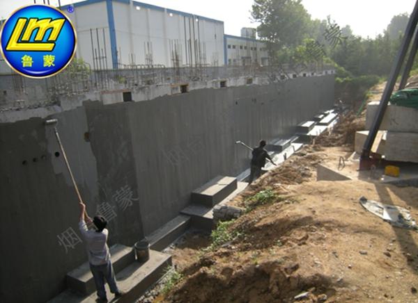LM复合防水涂料为何需要做混凝土基层处理?